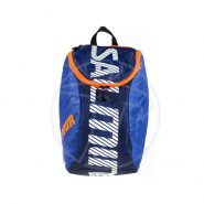 pro tour navy squash Backpack salming