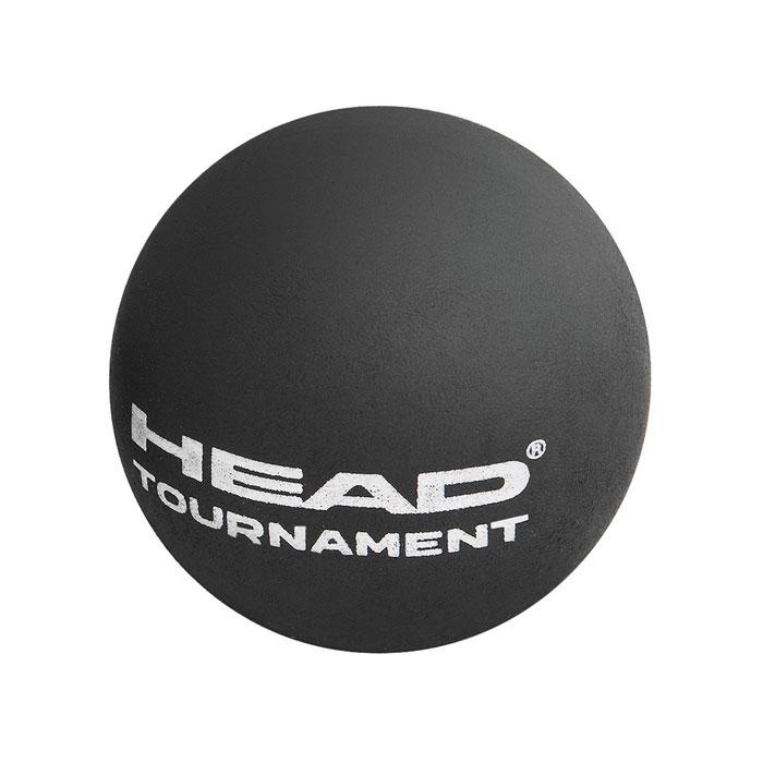 توپ اسکواش هد تک خال Tournament