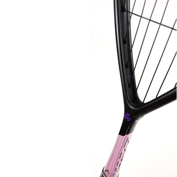 راکت اسکواش هد Graphene 360 Speed 120 rose
