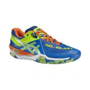 Mens Asics Gel Blast6 Blue Indoor Court