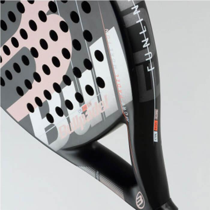 راکت پدل Bullpadel مدل Libra 19