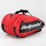 ساک پدل Bullpadel قرمز مدل 19002 Mid Capacity