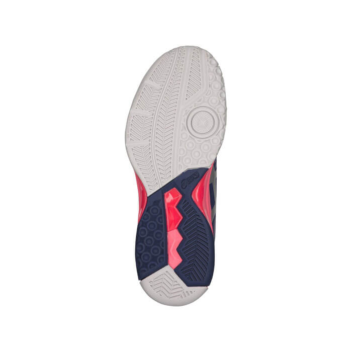 کفش اسکواش اسیکس آبی مدل Gel Rocket 8
