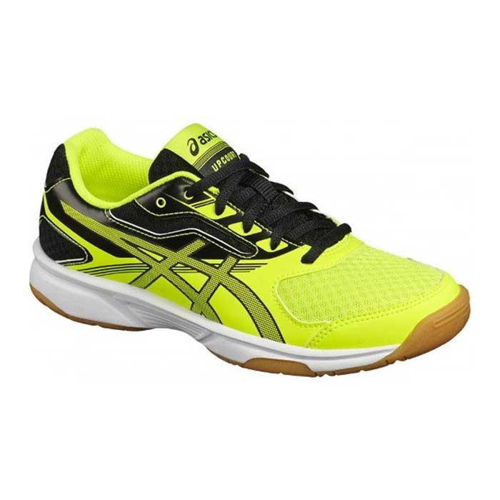 کفش اسکواش اسیکس مدل Gel Upcourt 2 Green