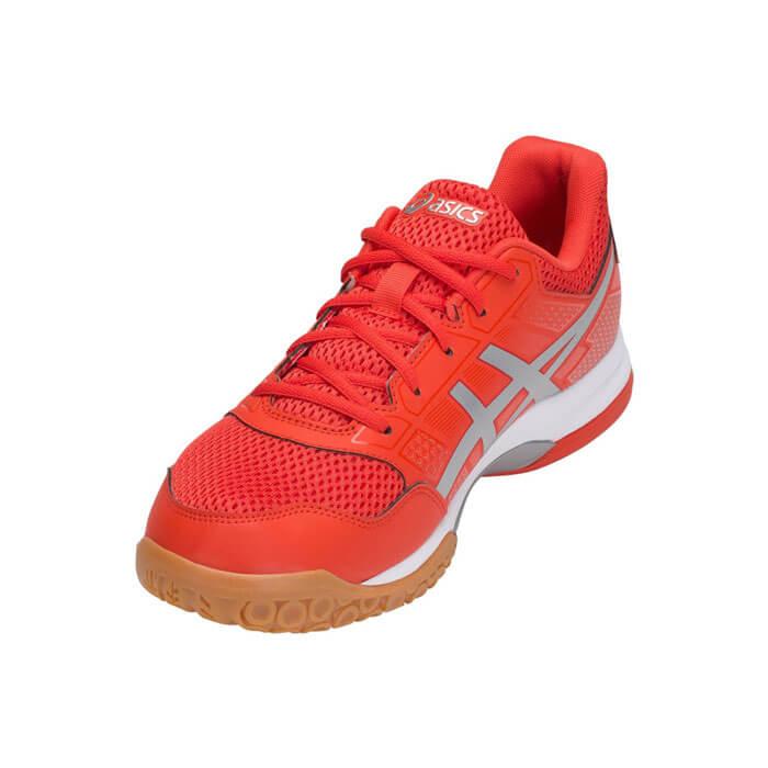 کفش اسکواش اسیکس مدل Gel Rocket 8 orange