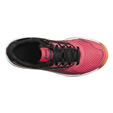 کفش ایندور اسیکس مدل Gel Upcourt 2 kid Pink