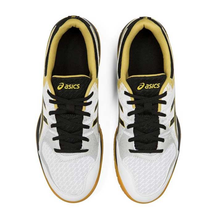 کفش اسکواش اسیکس سفید مدل Gel Rocket 9