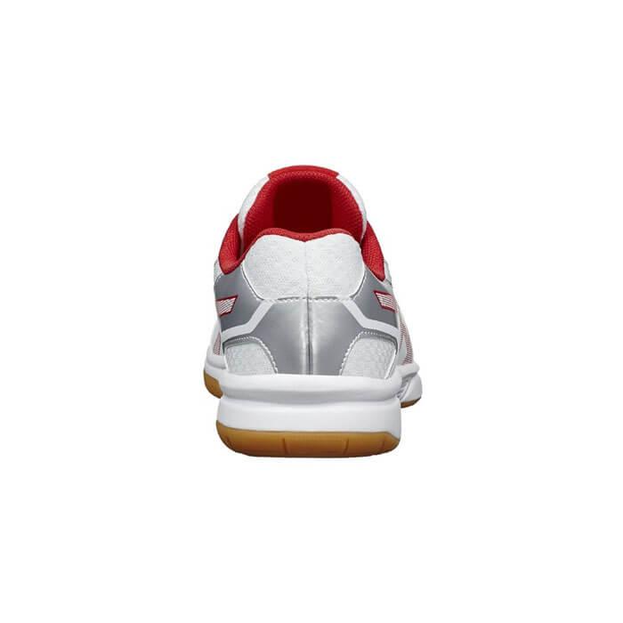 کفش اسکواش اسیکس سفید مدل UPCOURT 2