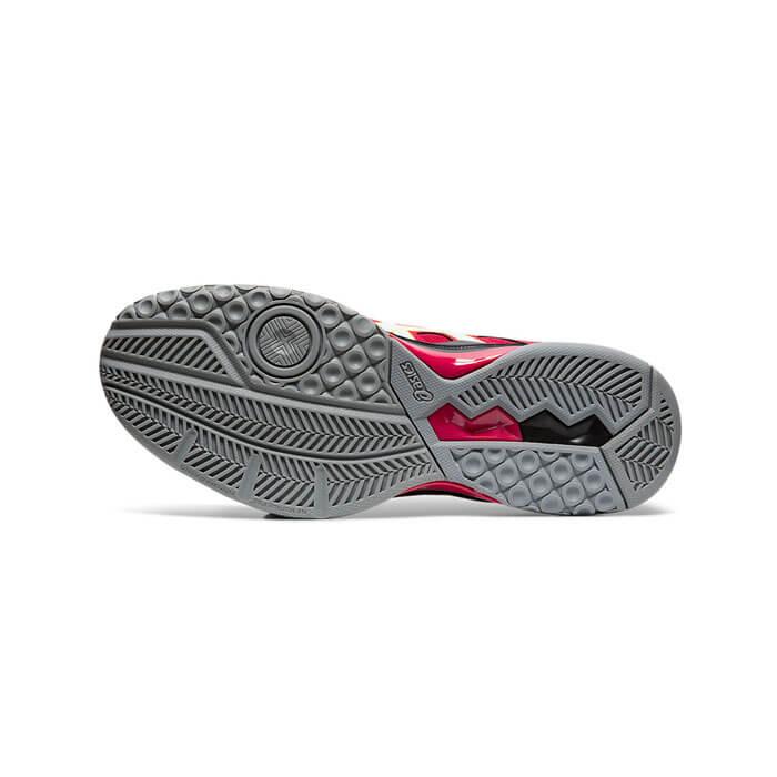 کفش اسکواش اسیکس قرمز مدل Gel Rocket 9