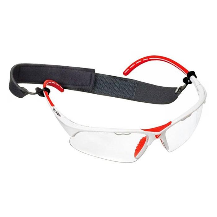 عینک محافظ اسکواش تکنی فایبر eye protection