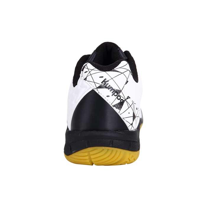 کفش اسکواش و بدمینتون کامپو سفید مدل KH-A21