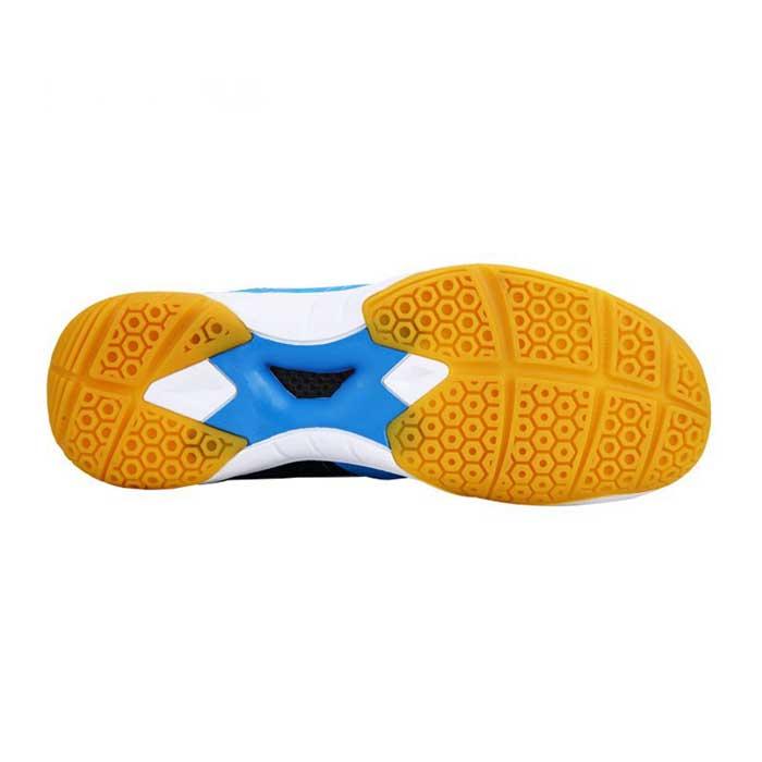 کفش اسکواش و بدمینتون کامپو آبی مدل KH-16