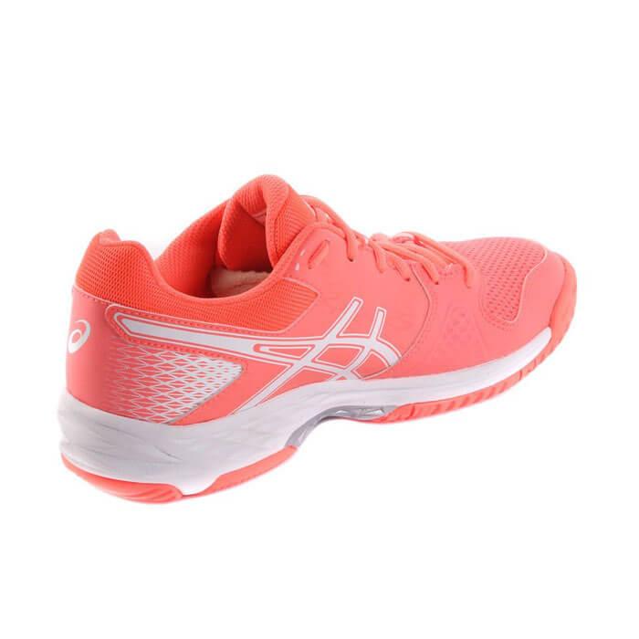 کفش اسکواش اسیکس نارنجی مدل Gel Damin