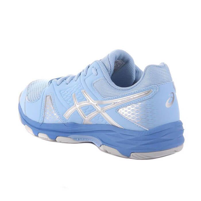 کفش اسکواش اسیکس آبی مدل Domain 4