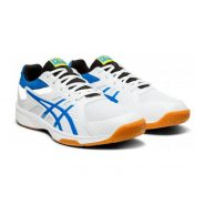 White Squash Shoes Model Upcourt 3