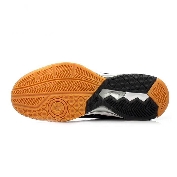 کفش اسکواش اسیکس مشکی مدل Gel Rocket 8