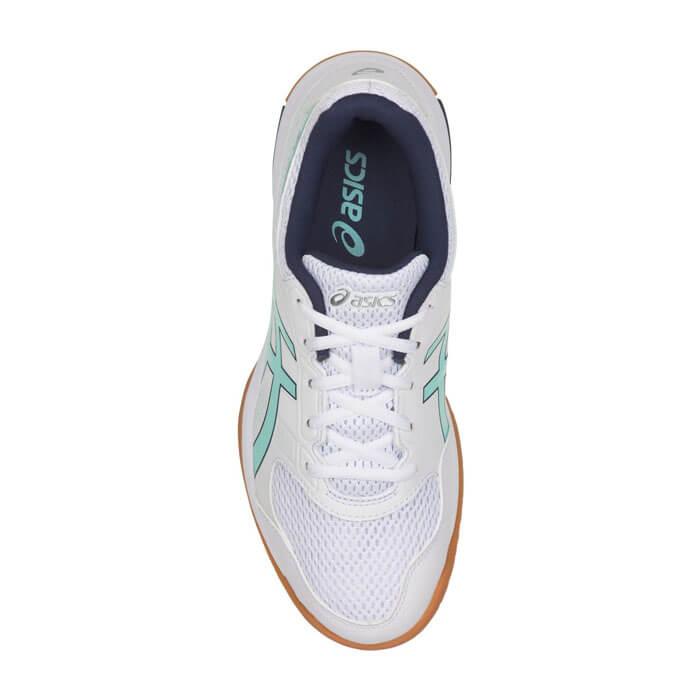 کفش اسکواش اسیکس سالنی مدل Rocket 8 white
