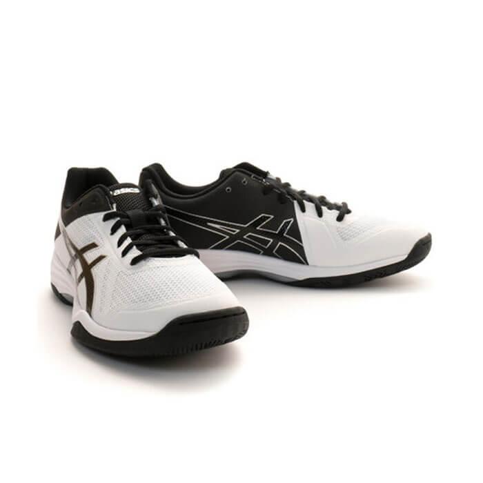 کفش اسکواش اسیکس سفید مدل Gel-Tactic