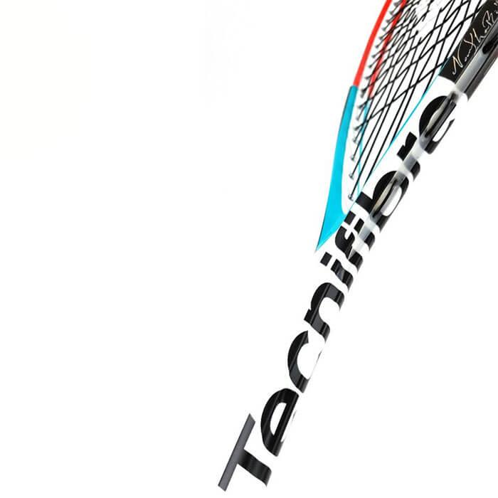 راکت اسکواش تکنی فایبر مدل Carboflex 125-NSPEED 2020