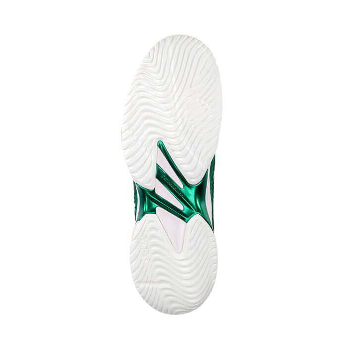 کفش پدل و تنیس اسیکس مدل COURT FF NOVAK Green
