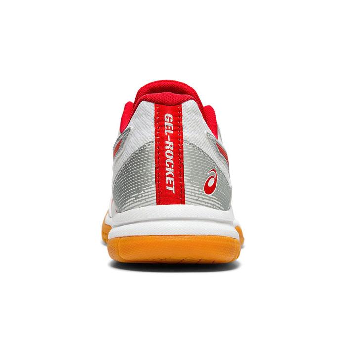 کفش اسکواش اسیکس مدل Gel Rocket 9 White