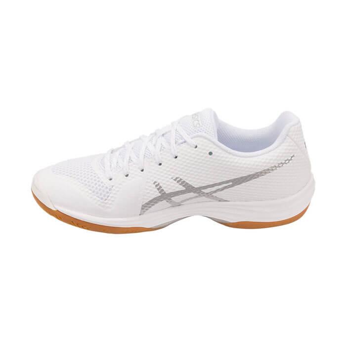 کفش اسکواش اسیکس سفید مدل GEL-Tactic 2
